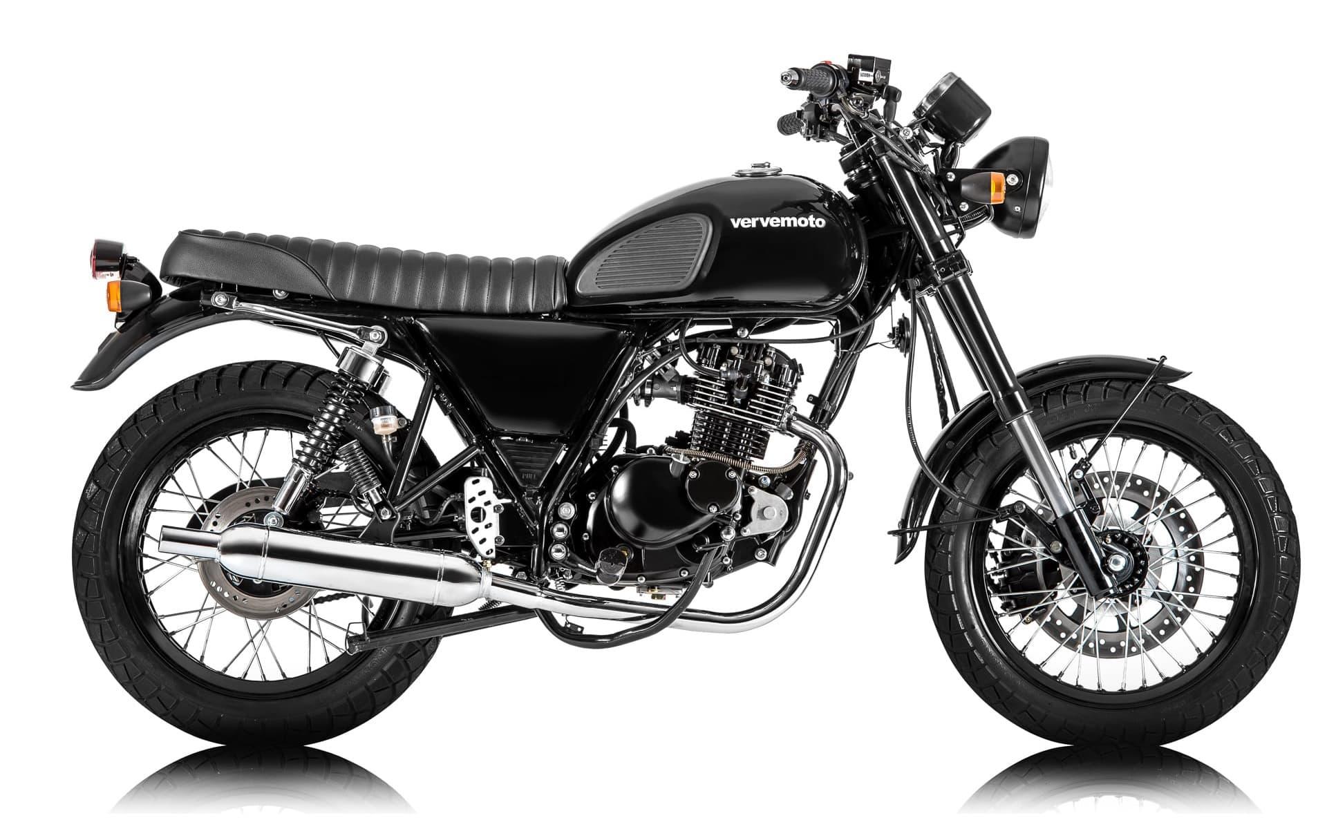 verve moto just ride. Black Bedroom Furniture Sets. Home Design Ideas
