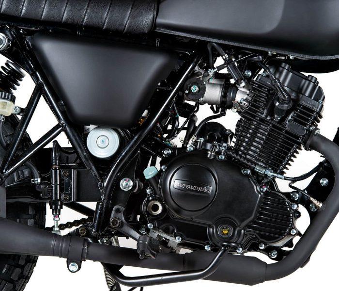 Verve Moto - Classic 250i - Dettaglio 2