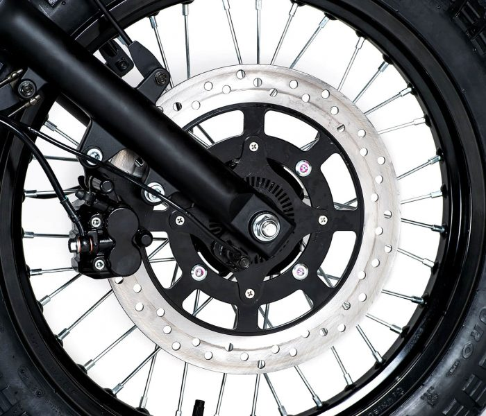 Verve Moto - Classic 250i - Dettaglio 3