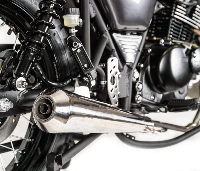 Verve Moto - New Classic 125i - Particolari 1