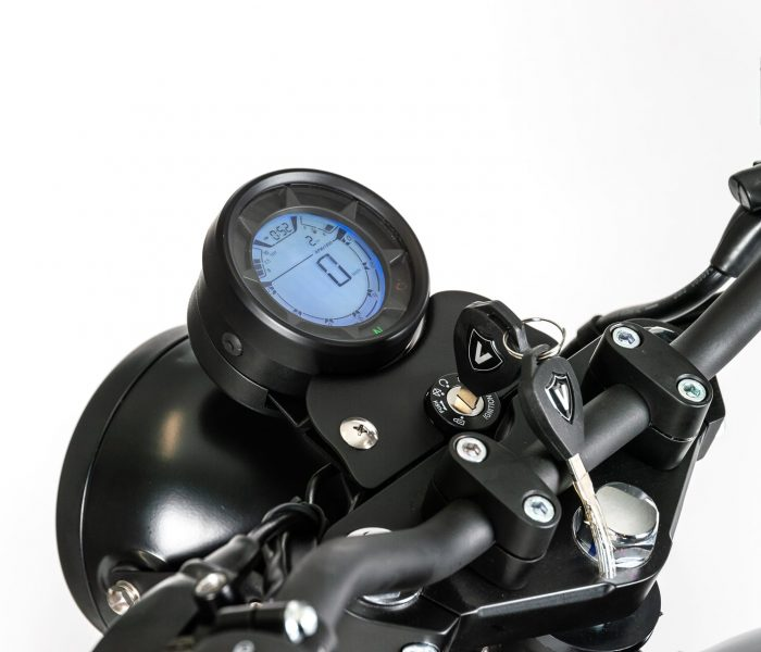 Verve Moto - New Classic 125i - Particolari 4