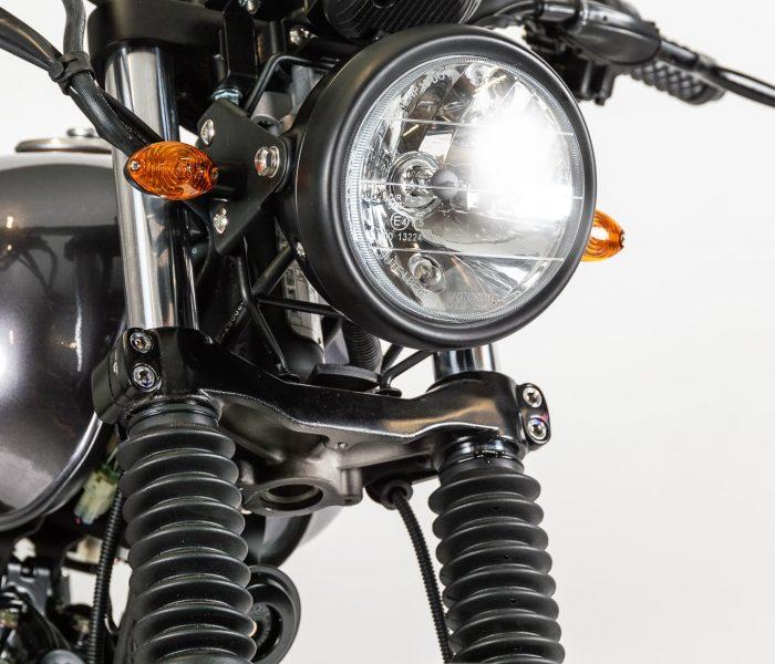 Verve Moto - New Classic 125i - Particolari 5