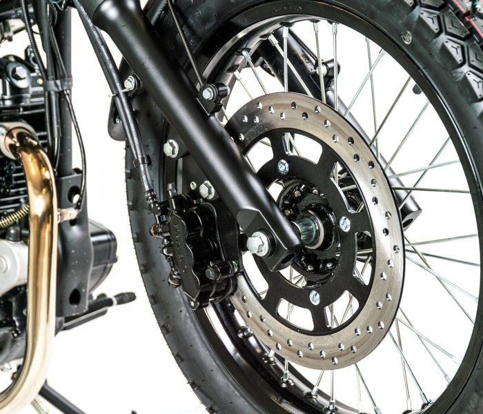 Verve Moto - New Classic 125i - Particolari 6