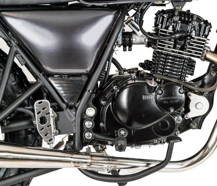 Verve Moto - New Classic 125i - Particolari 7
