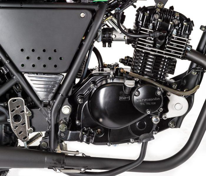 Verve Moto - Scrambler 125i - Particolari 6