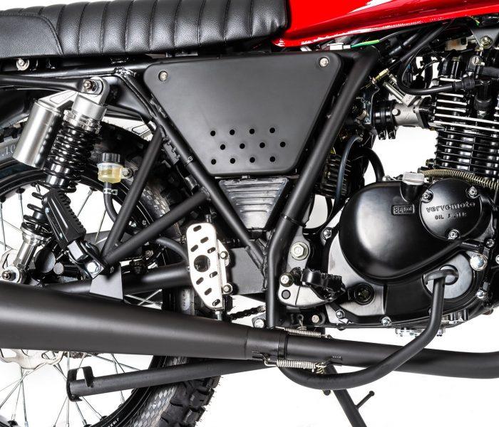 Verve Moto - Scrambler 125i - Particolari 7