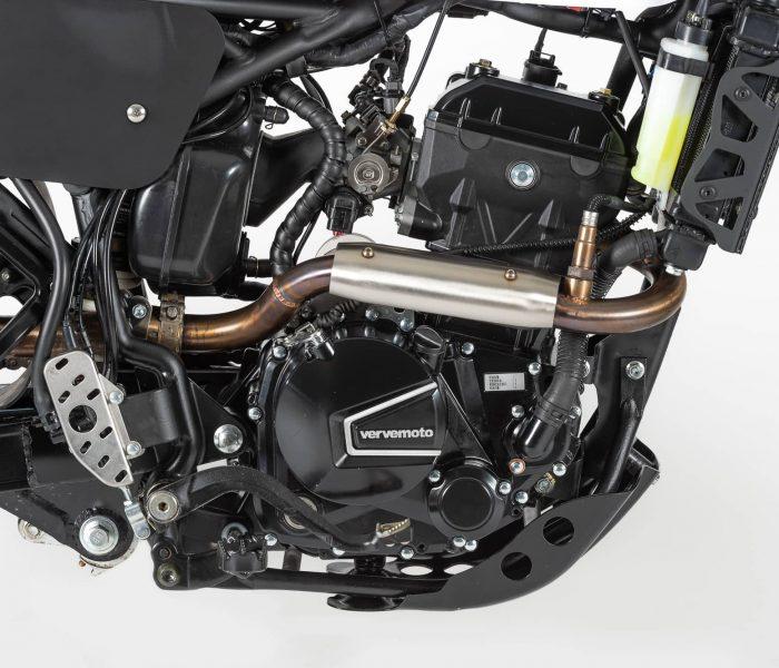 Verve Moto - Tracker250i-19